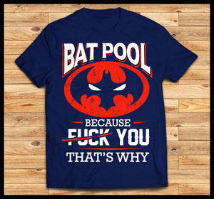 Batman & Deadpool Shirt