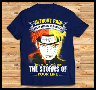 Pain & Naruto Shirt