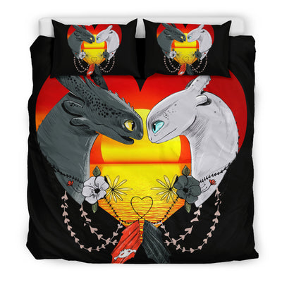 Train Your Dragon Bedding Set