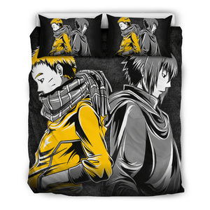 Naruto & Sasuke Bedding Set