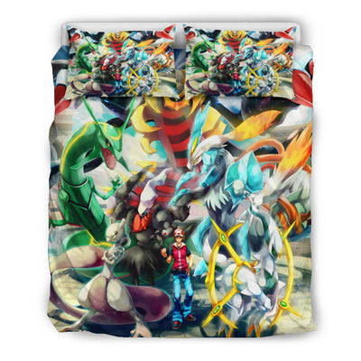 Pokemon Legends Bedding Set