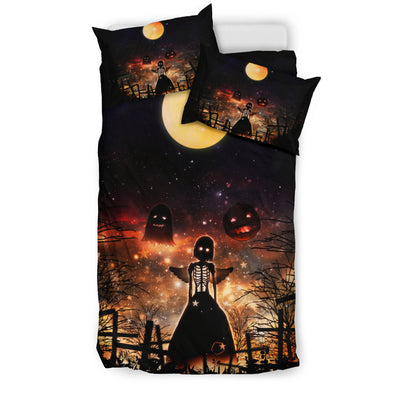 Creepy Bedding Set