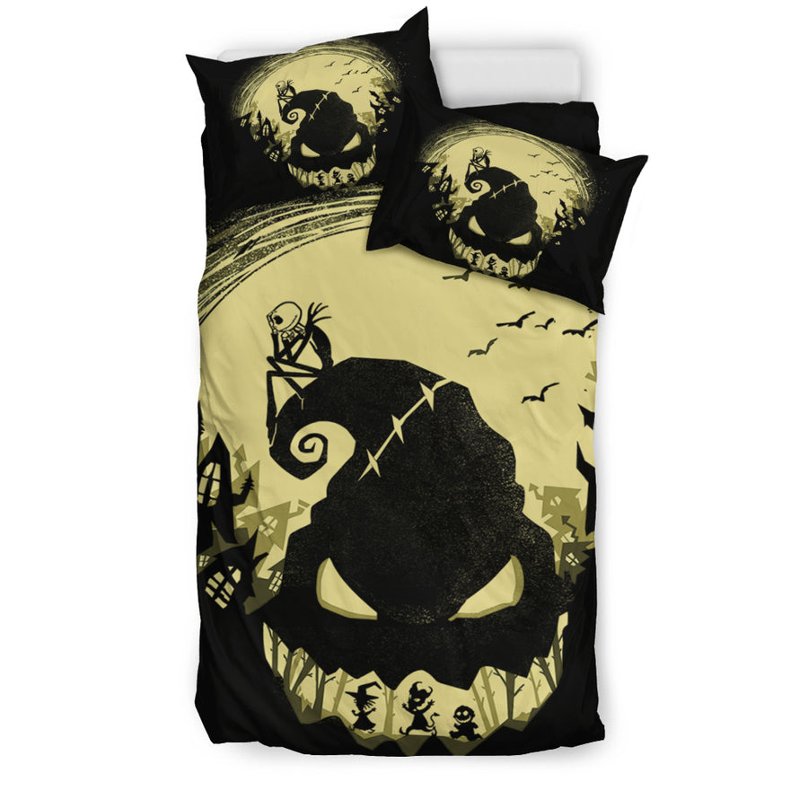 The Nightmare Before Christmas Bedding Set 1 - duvet cover and pillowcase set