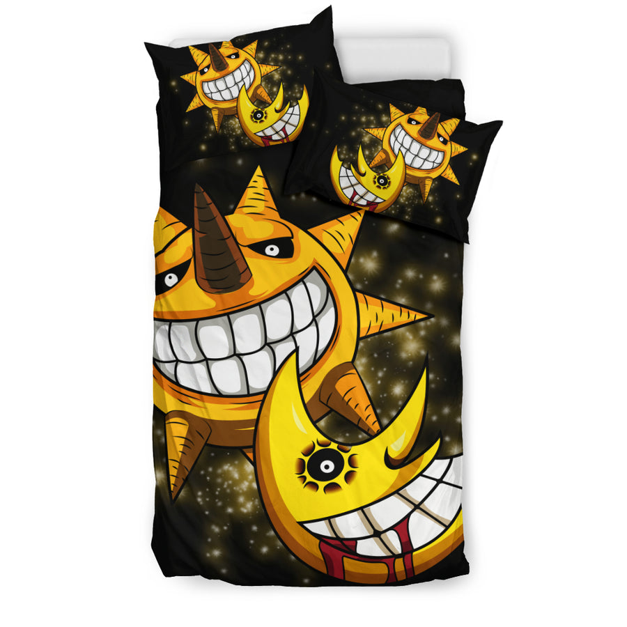 Soul Eater Bedding Set - duvet cover and pillowcase set