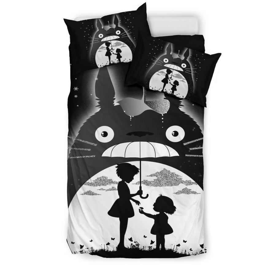 My Neighbor Totoro Bedding Set 1 - duvet cover and pillowcase set