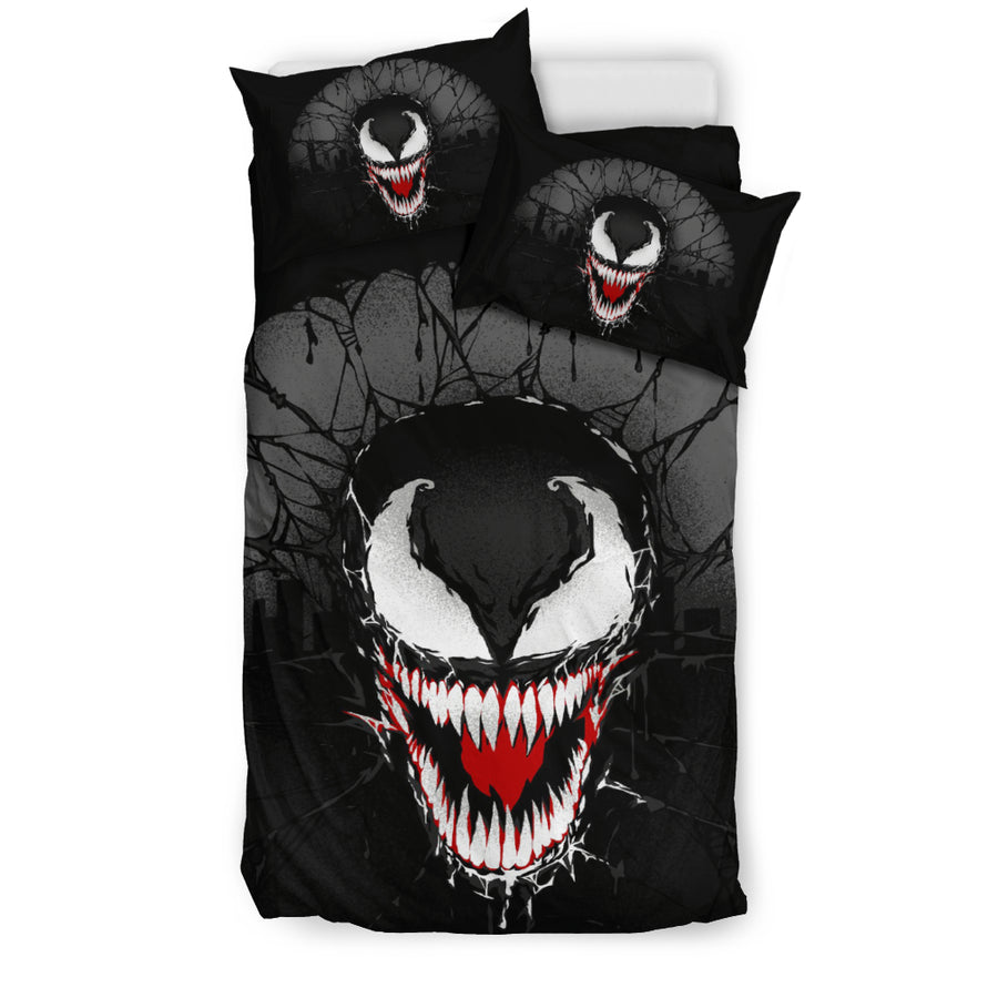 Venom Bedding Set 1 - duvet cover and pillowcase set