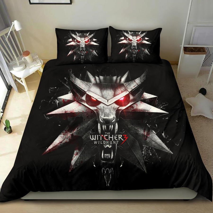 The Witcher 3 Symbol Bedding Set