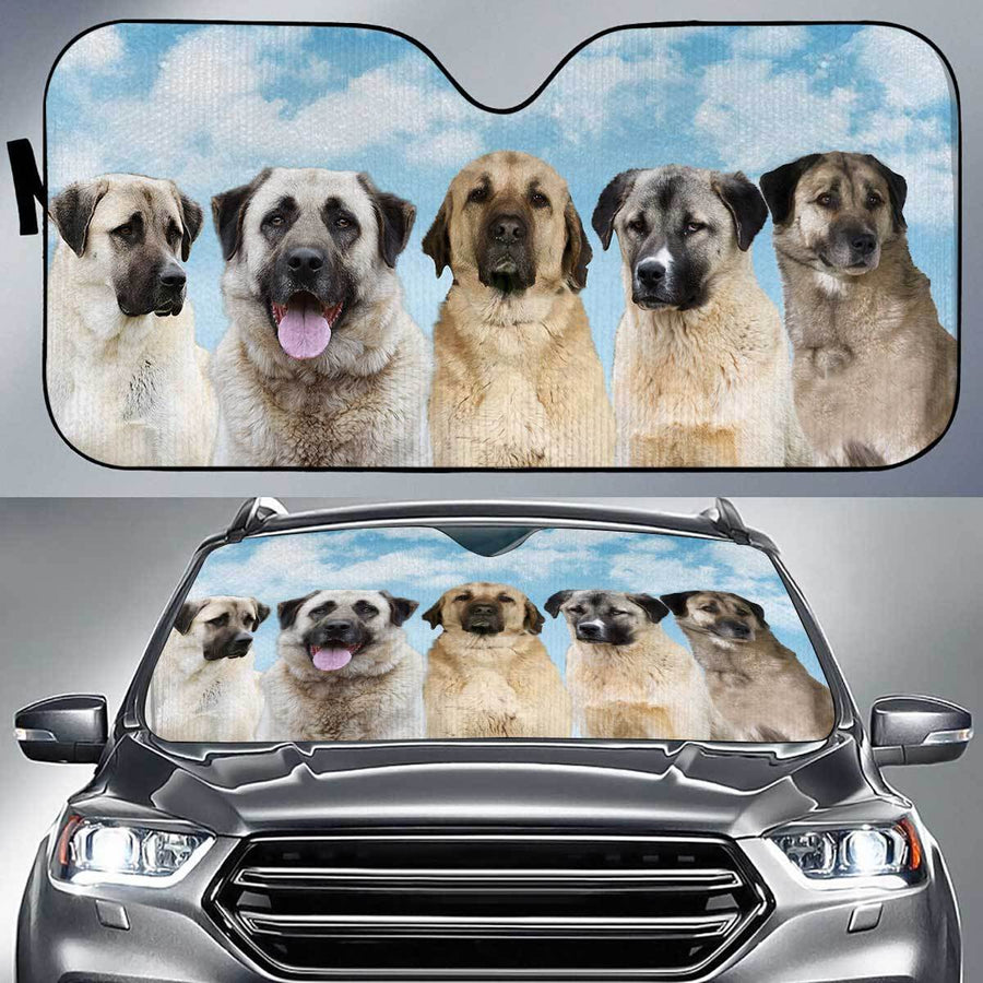 Anatolian Shepherd Funny Team Auto Sun Shade amazing best gift ideas 2020