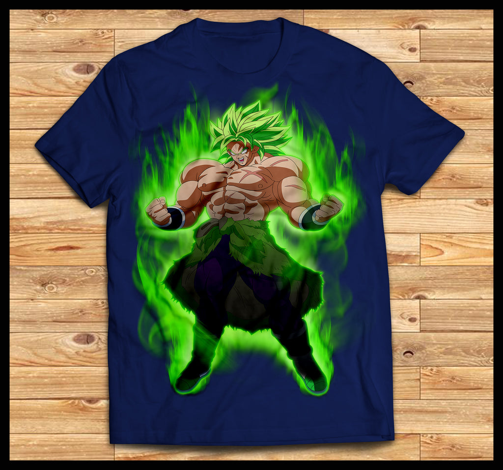 Broly 2019 The Movie Shirt