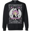 Soul Eater Christmas Sweater