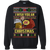 One Punch Man Christmas Sweater