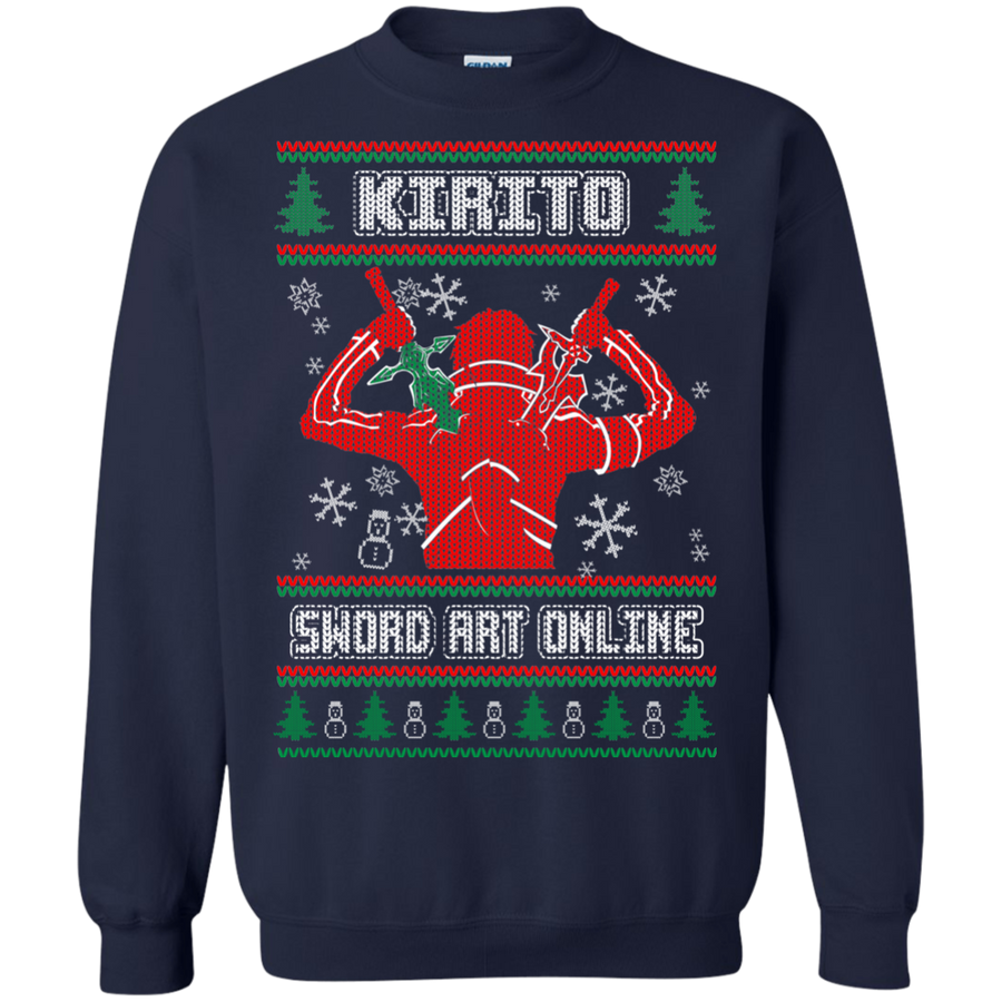 Sword Art Online Christmas Sweater