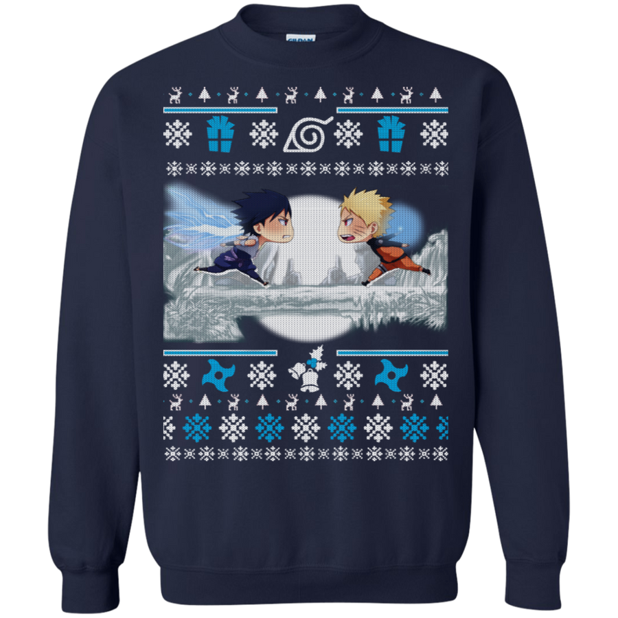 Naruto Christmas Sweater