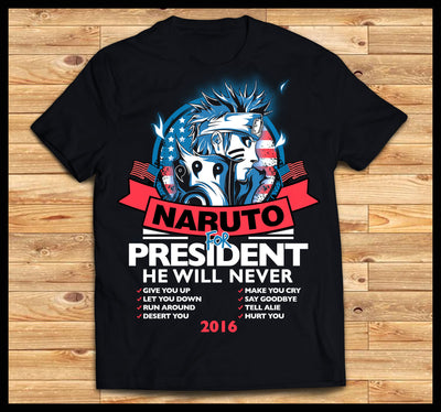 Naruto Six Paths Shirt 3