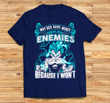 Vegeta Blue 2 Shirt
