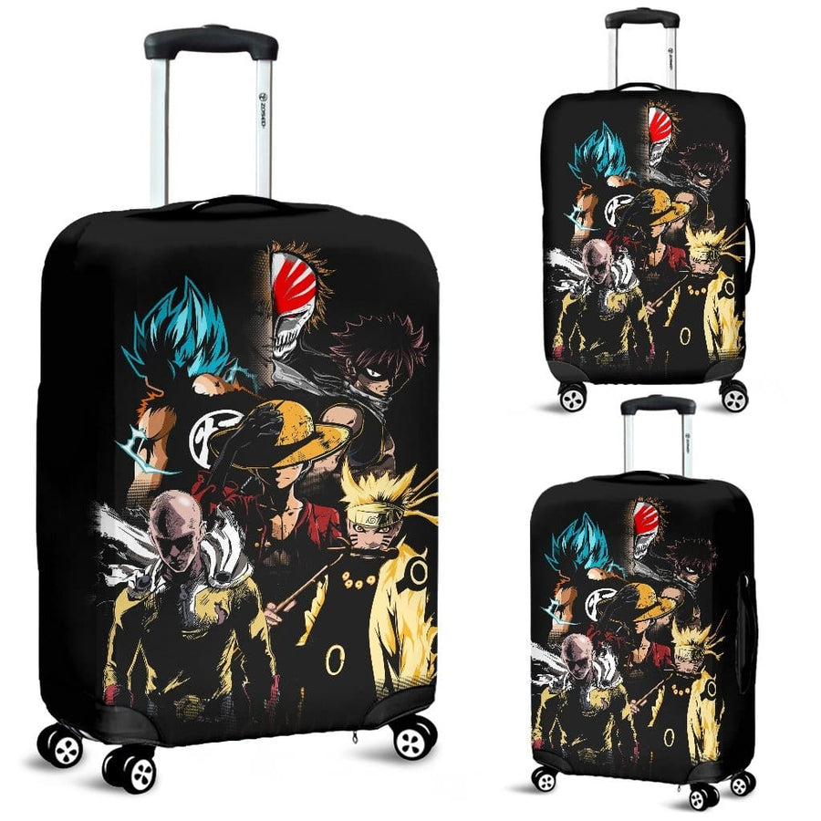 Anime Heroes 2019 Luggage Covers
