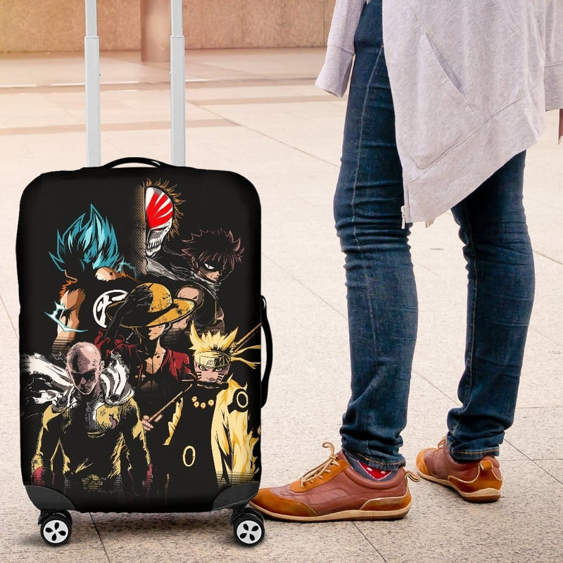 Anime Heroes 2020 Luggage Covers
