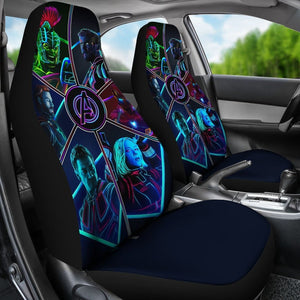 Avengers Car Seat Covers - 99Shirt