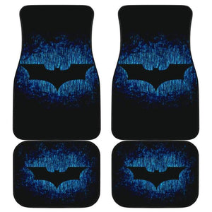 Batman Logo Sign Car Floor Mats