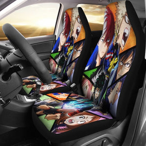 Boku no Hero Academia Car Seat Covers 2 - 99Shirt