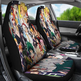 Boku no Hero Academia Car Seat Covers - 99Shirt