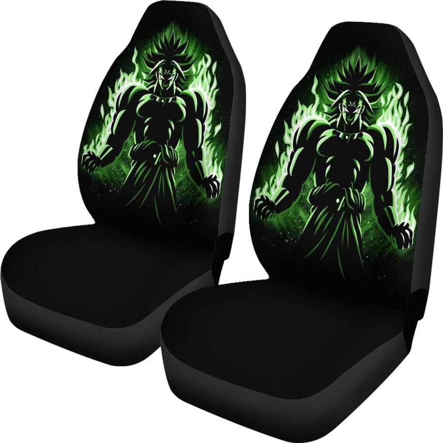 Broly Car Seat Covers - 99Shirt