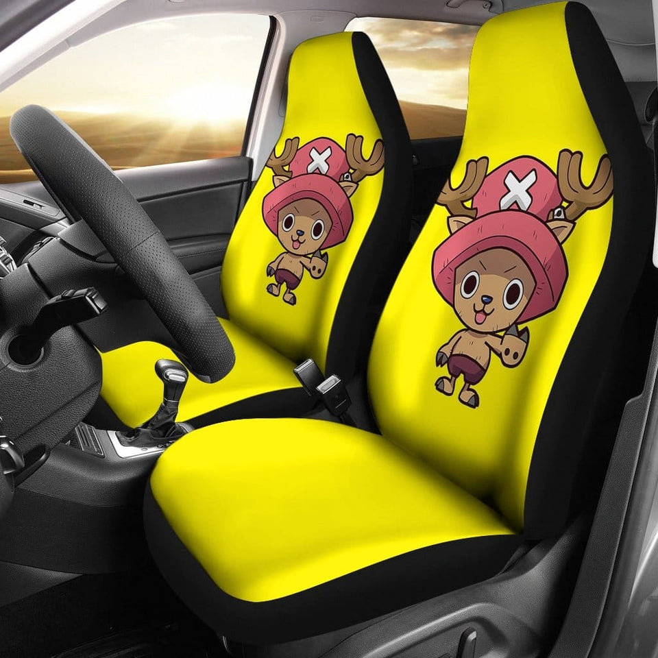 Chopper Car Seat Cover 1 - 99Shirt