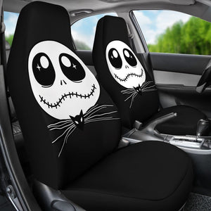 Cute Jack Skellington Seat Car Covers - 99Shirt
