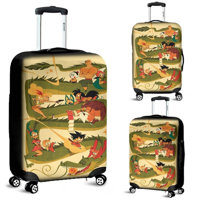 Dragon Ball 2020 Luggage Covers