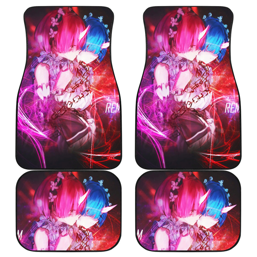Re Zero Car Mats  car accessories car decor