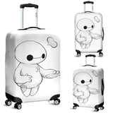 Baymax Luggage Covers 1