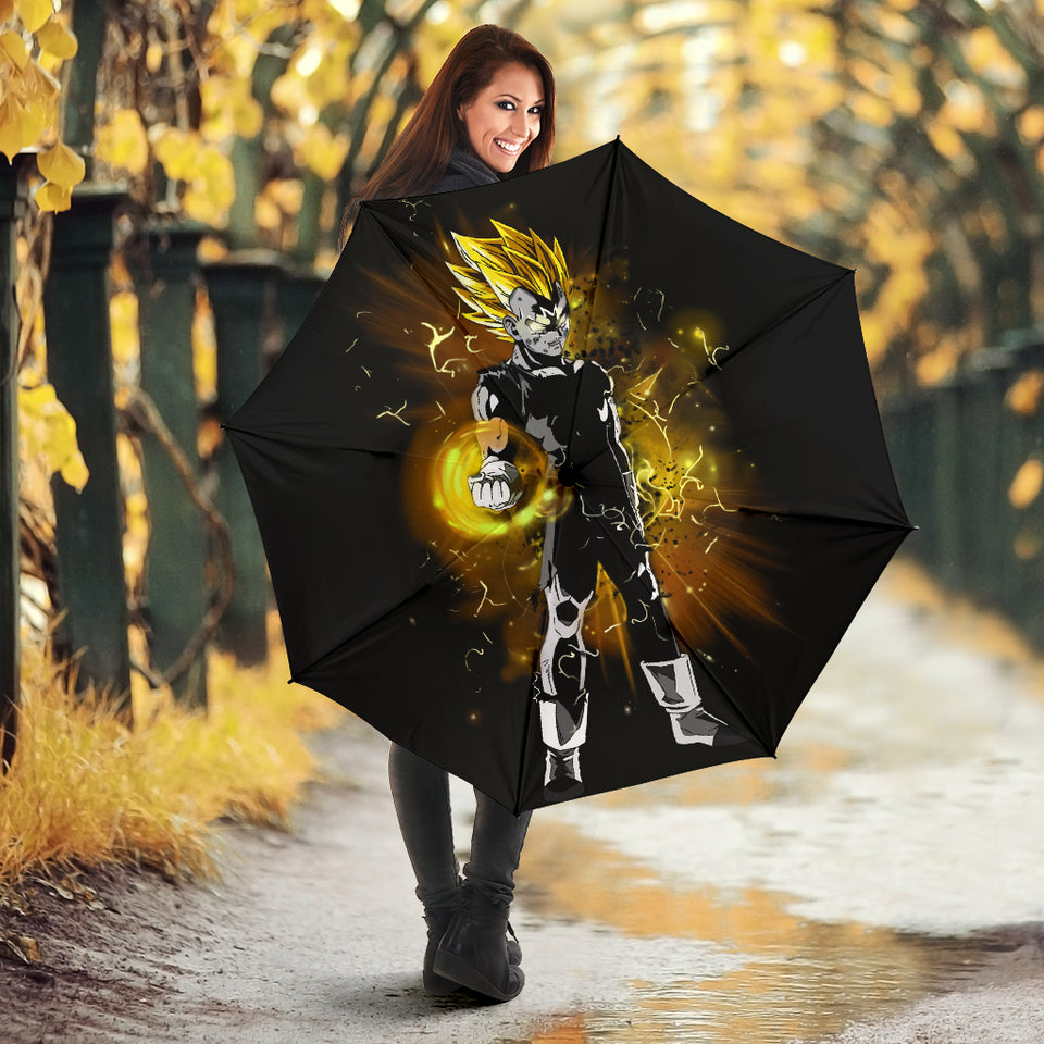 Vegeta Umbrella