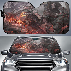 The Witcher 3 Auto Sun Shades