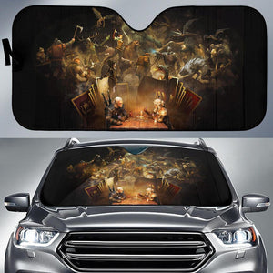 The Witcher 3 Auto Sun Shades 1