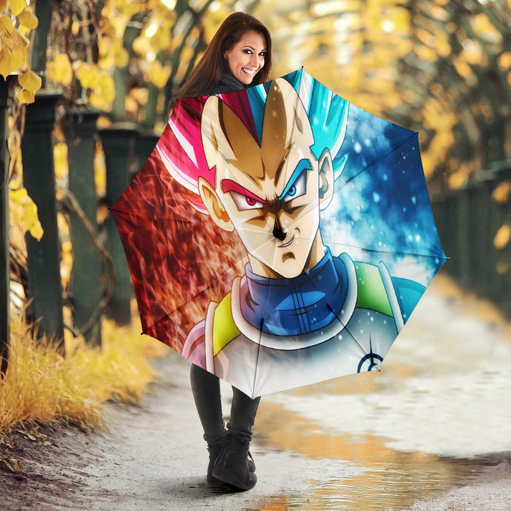 Vegeta Blue Umbrella