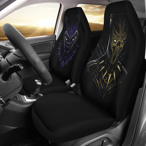 Black Panther 2019 Car Seat Covers