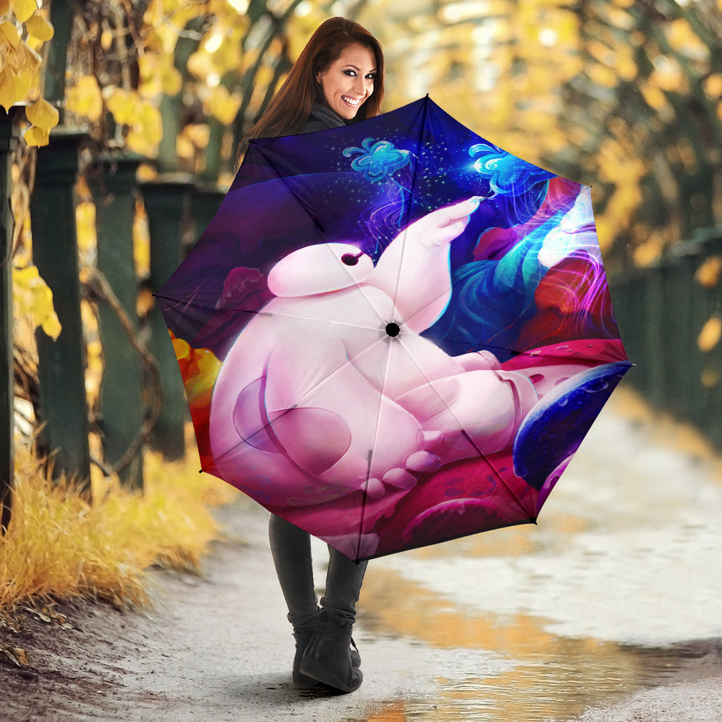 Baymax Butterfly Umbrella