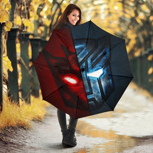 Autobots Vs Decepticons Umbrella