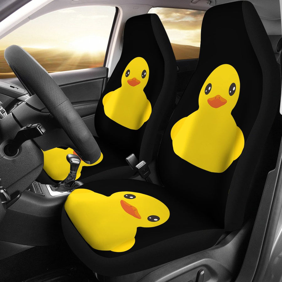 Baby Duck Funny Seat Covers