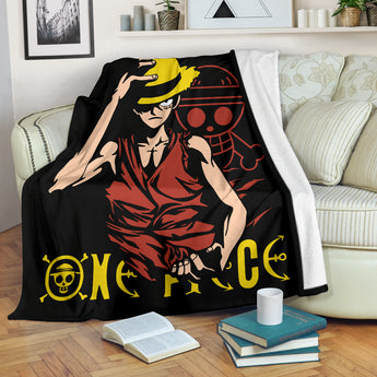 One Piece Premium Blanket