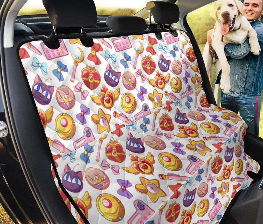 Sailor Moon Item Pet Seat Cover