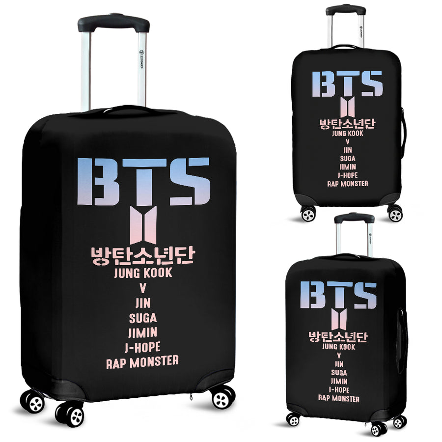 BTS Luggage Covers