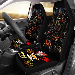 Anime Car Seat Covers - 99Shirt