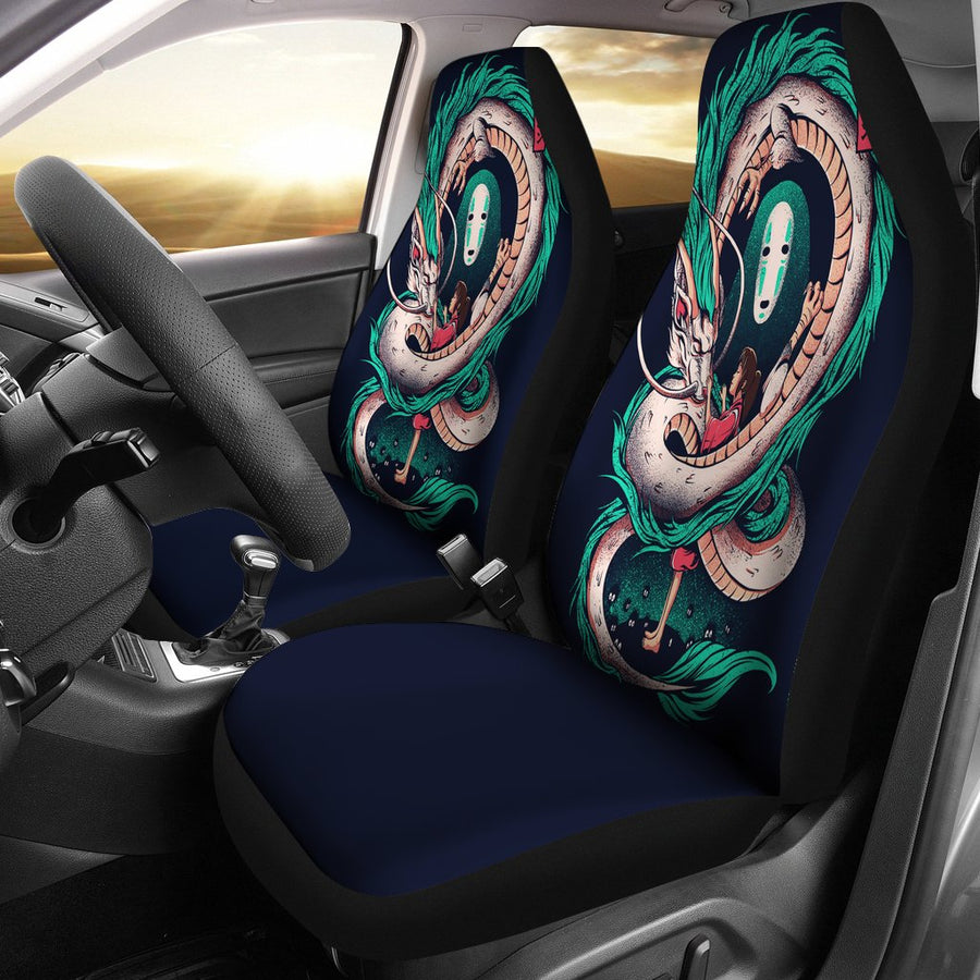 Spirited Away Anime Seat Covers