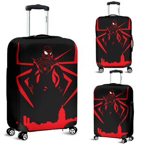 Spiderman Luggage Covers 1