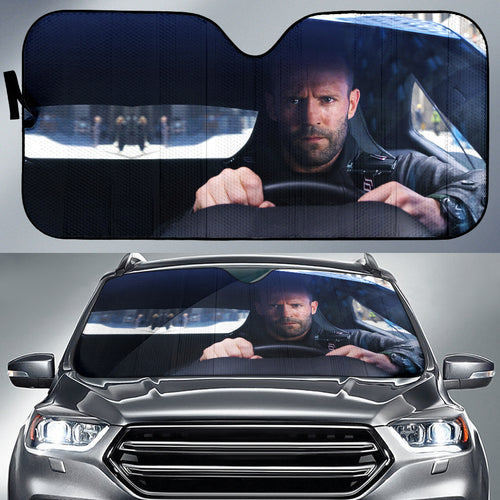 Jason Statham Car Sun Shades