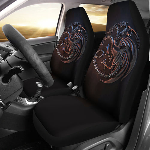 Targaryen Car Seat Covers