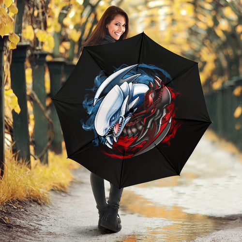 Yugioh Dragons Umbrella