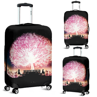 Magical Tree Luggage Covers