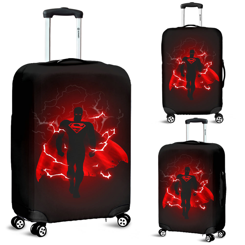 Superman Luggage Covers